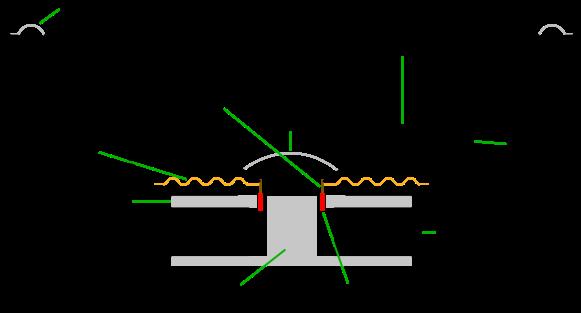 Sectional diagram of speaker