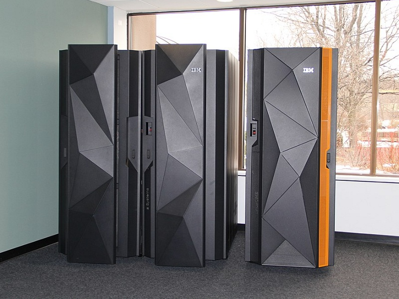 IBM Z13 Big Iron